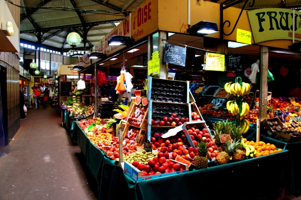St.Quentin's Market. Photo by Anna Czaplewska