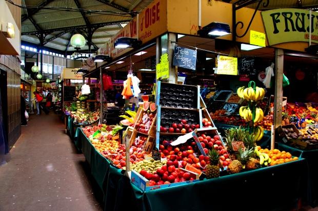 St.Quentin's Market. Photo by Anna Czaplewska