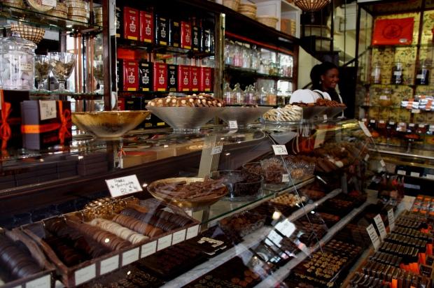 Sweet shop A La Mere De Famille.
